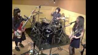 浮遊スル猫 - 惰性と憂鬱 (live On Musica Da Leda, 2014.4.22)