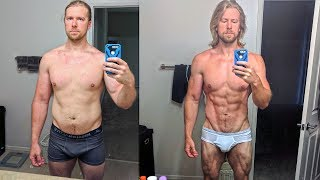Fitness Body Transformation   Simple Guide From Fat To Fit