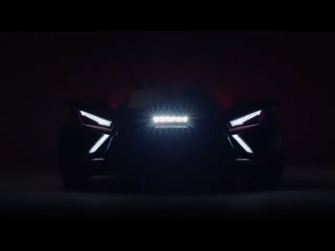 2020 Slingshot Slingshot R AutoDrive in Saint Clairsville, Ohio - Video 1