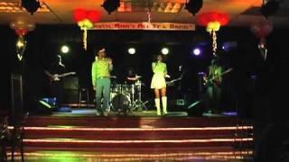 Carol Ann's All Star Band (Live) Can't Hide Love.mov