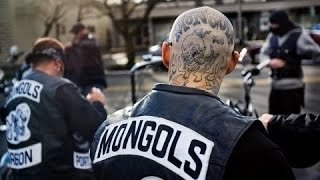 GANGLAND   Mongols MC  Most Vicious Motorcycle Gang