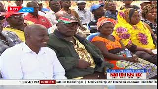 Mining CS Dan Kazungu wants coast presidential campaign team to focus on vote hunting