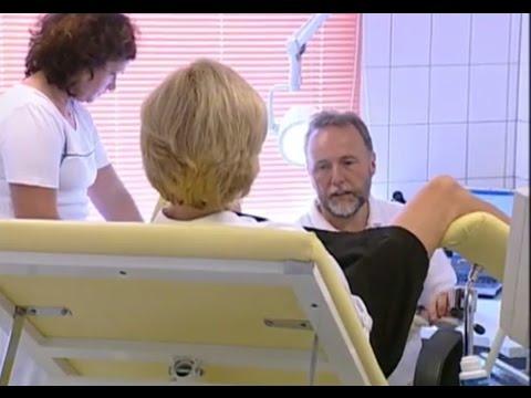 Zervikale Osteochondrose Symptome auf dem Gesicht
