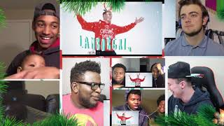 Jake Paul   12 Days Of Christmas (Feat. Nick Crompton) [REACTION MASH UP]#101