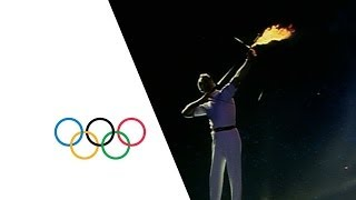 Barcelona 1992 Olympic Games - Olympic Flame & Opening Ceremony