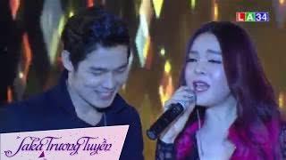 SaKa Trương Tuyền x Lưu Chí Vỹ lần đầu song ca Nguyện Mãi Yêu Anh | MV TOPS HIT 2018