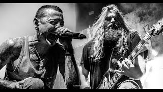 Mark Morton   Cross Off Feat. Chester Bennington (Lyric Video)