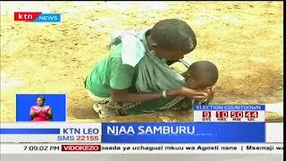 Naibu gavana wa kaunti ya Samburu Julius Lesseto atoa wito wa msaada kutokana na ukame