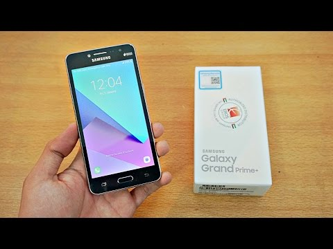 Samsung Galaxy Grand Prime Plus - Unboxing & First Look! (4K)