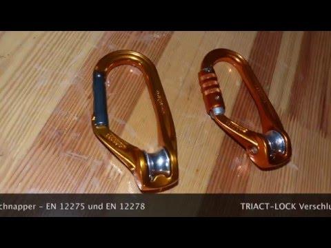 Petzl - Rollclip  Karabiner mit Seilrolle | Süsges Industrieklettershop