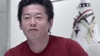 """VERBAL """"B面 75"""" EPISODE2 1/4 ホリエモン・佐ノ山親方・スケシンが時代を斬る!"""