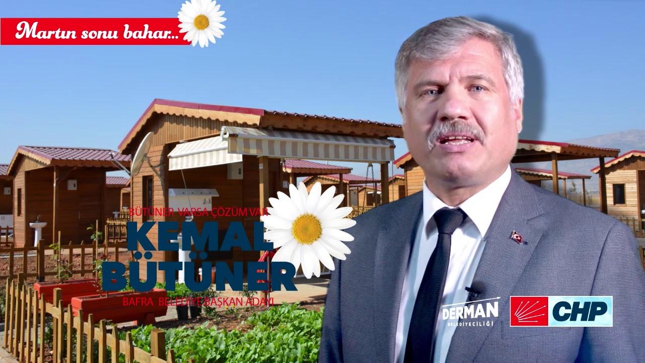 Kemal Bütüner: Ev sahibi olamamış emeklilere arsa vereceğiz