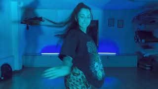 Subiendo - Becky G ft Dalex // Heels Choreography by Lesget