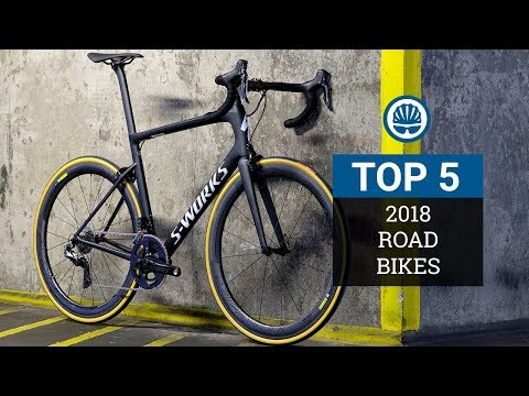 Top 5 – 2018 Road Bikes