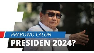 Nama Prabowo Subianto Memiliki Elektabilitas Tertinggi di Pilpres 2024