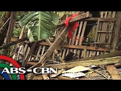 TV Patrol: Mag-lolong inanod ng baha, nasagip