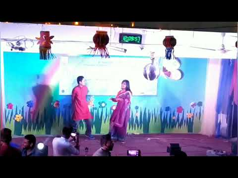 Tumi Ashe Pashe Thakle -- Performed By Anik Paul With Anika Yuri, Kushtia Medical College