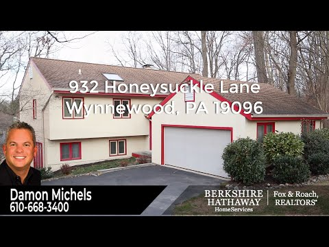 932 Honeysuckle Lane, Wynnewood, PA 19010
