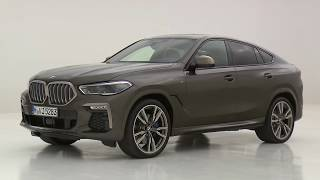 2020 BMW X6 Exterior Design