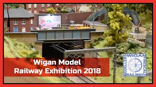 Cottesmore Visits | Wigan Model Rail Exhibition 2018.