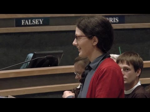 Public testimony at Anchorage Assembly