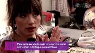 Crystal Reed, De Teen Wolf, Fala Sobre Moda E Beleza!