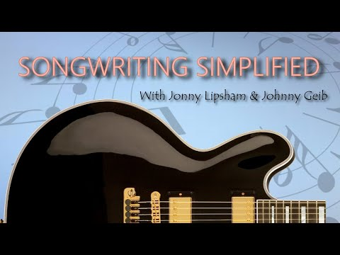 Home Studio Trainer LIVE: Songwriting Simplified - Passing Chords