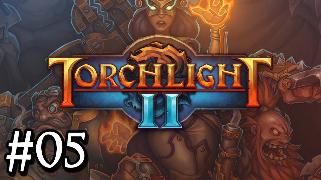 Torchlight 2 – Part 05: Mikro an