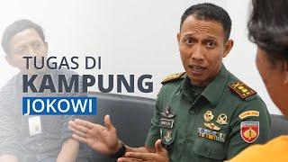 Ditugaskan di Kampung Jokowi, Dandim Solo: Kota Solo Jadi Indikator Nasional karena Menjadi Sorotan
