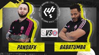 КУБОК ФИФЕРОВ | ПАНДАФХ vs БАБАТУМБА | 1 ТУР