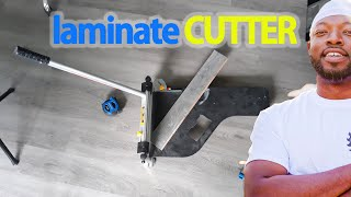 What is the best tool for cutting Vinyl Plank Flooring | Easy to use