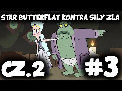 Star Butterfly kontra siły zła #3 SEZON 3 CZĘŚĆ 2