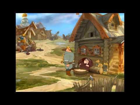 Полное прохождение Илья Муромец и Соловей Разбойник (PC game)