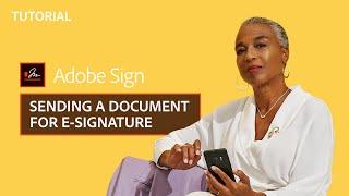 Adobe Sign video