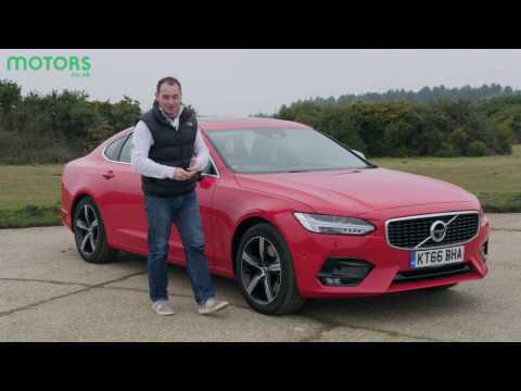 Motors.co.uk Volvo S90 Review