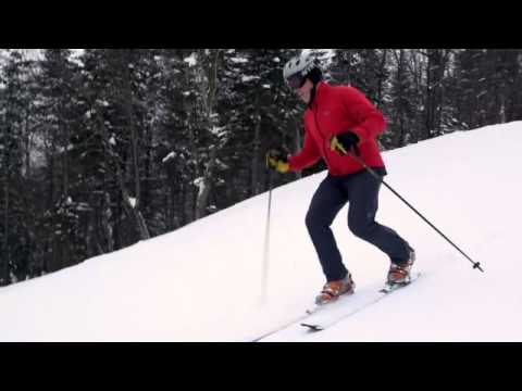 Telemark Skiing Methods