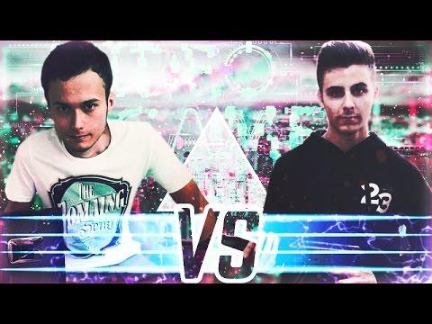 MaxINFINITE VS iRaphahell l Rap Battle MD