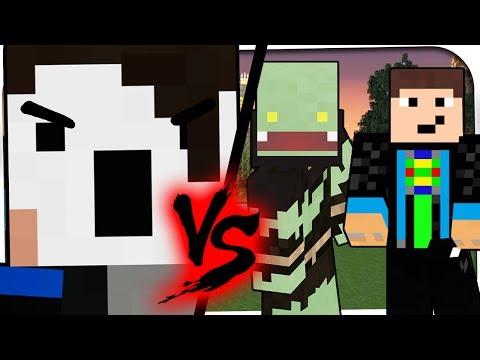 MINECRAFT: SURVIVAL GAMES - GLP VS. UNGESPIELT & GOMMEHD ☆ Let's Play Minecraft: Survival Games