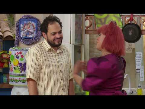 Assista aos melhores momentos do 2º episódio de Tá Puxado com Cinderela e Matheus Ceará