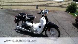 2013 SYM Symba 100cc Scooter preview via Vespa Marietta.