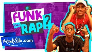 MC Nathan ZK e MC Lemos – É Funk ou É Rap?