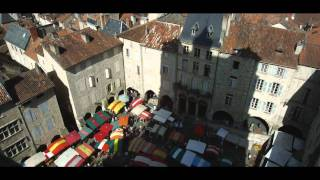 preview picture of video 'Najac, Villefranche-de-Rouergue Great Sites of Midi-Pyrénées'