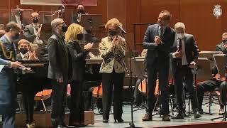 Concierto de estreno de la obra galardonada con el XXXVIII Premio Reina Sofía de Composición Musical
