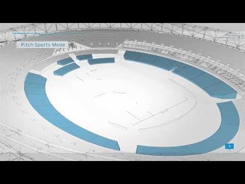 Přestavba olympijského stadionu v Londýně
