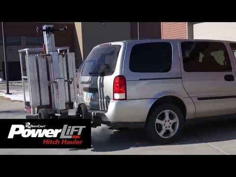 PowerLift Hitch Hauler