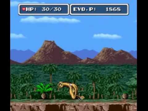 E.V.O. : Search for Eden Super Nintendo