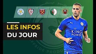 Football Algérien : Revue de presse du début de semaine (19/10/2020)