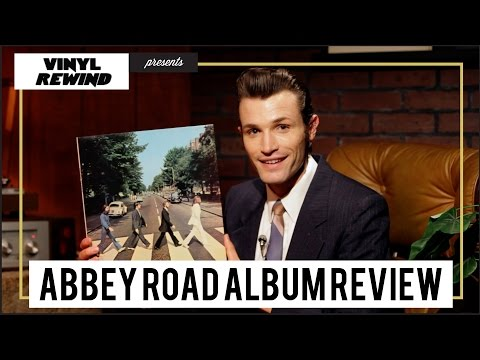 Vinyl Rewind – The Beatles – Abbey Road vinyl album review