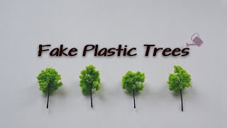 Fake Plastic Tree &  High n' Dry