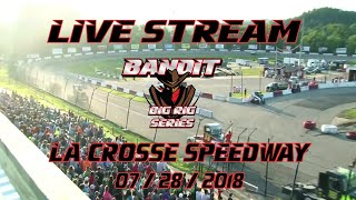 Trucks - LaCrosse2018 Bandit Round7 Race Full Race